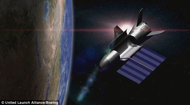 A Mystery Space Plane Has Been Orbiting Earth For 500 Days And We Still Don't Know Why