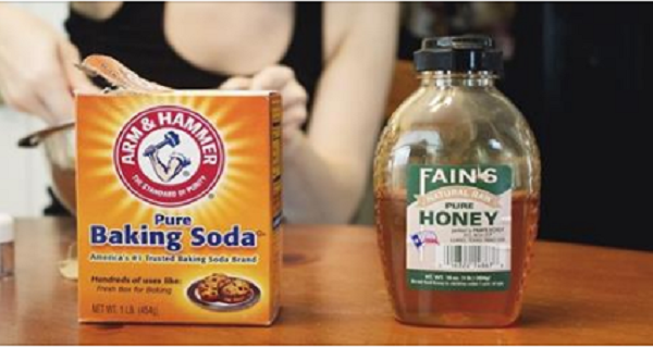 BAKING SODA AND HONEY: REMEDY THAT DESTROYS EVEN THE MOST SEVERE DISEASES