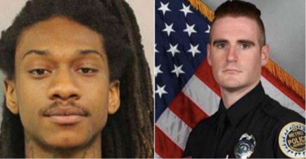 """Black Teens Surround And Viciously Beat Police """"Officer Of The Year"""", Media Refuses To Report Because It Doesn't Support Their Anti-Cop Agenda"""