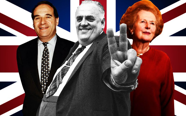 How Margaret Thatcher's Government Covered Up a VIP Pedophile Ring