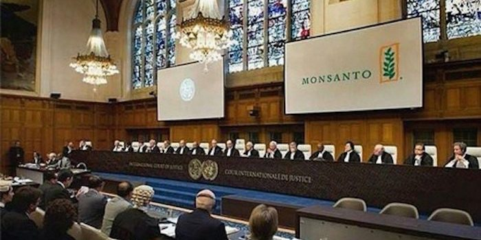 Monsanto Stands Trial For 'Crimes Against Humanity' At The Hague