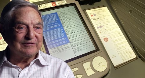 PETITION TO STOP GEORGE SOROS VOTING MACHINES HITS 100K