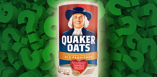 Quaker Oats Sued Over Glyphosate Found in Its 'All Natural' Oats