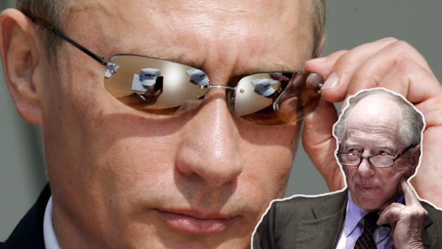 Russia Continues To Destroy The New World Order Morally and Politically