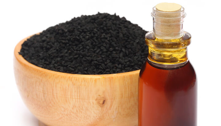 Fix Hair Loss With Black Seed Oil