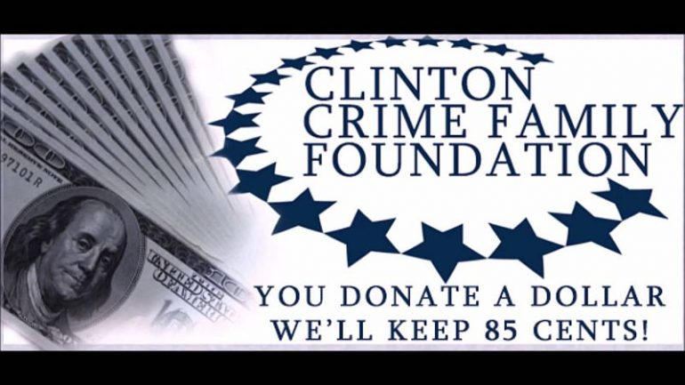 DEA Official Spills The Beans on The Clinton Foundation
