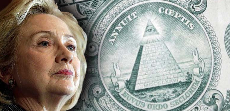 "Conspiracy Theorists Vindicated: FBI Docs Reveal ""Shadow Government"" Protecting Hillary Clinton"
