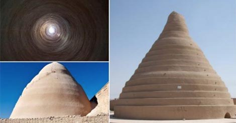 Scientists Finally Figure Out Why Ancient Persians Built These, And It's Just Brilliant