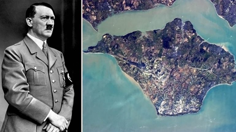 Hitler Considered Occupying The Small English Isle of Wight in WWII – It Could Have Changed History