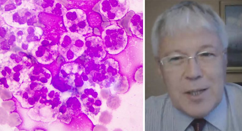 Scientist Injects Himself With 3.5 Million Year Old Bacteria, Claims To Be Immortal