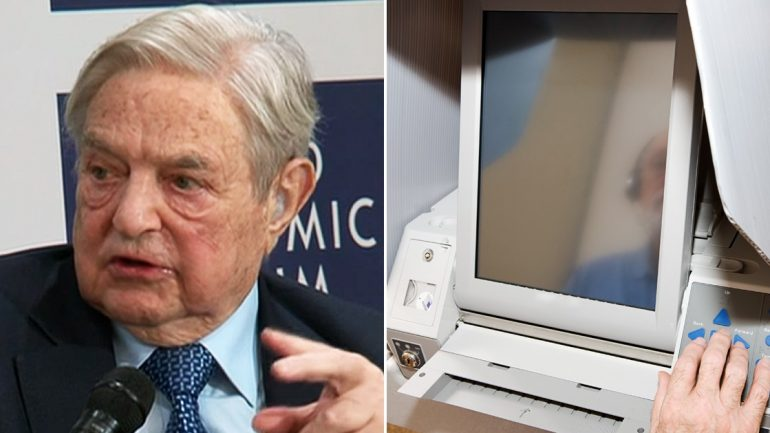 FRAUD! Soros Linked Voting Machines Being Used In THESE 16 States – Is Your State On The List?