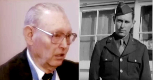 Air Force Cadets Always Knew Him As The Janitor Until One Uncovered His Past
