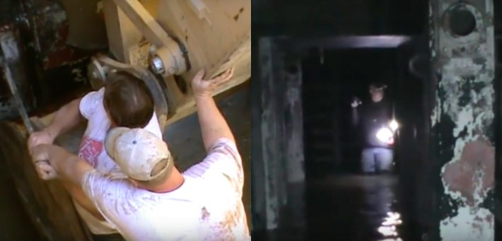 These Guys Opened An Abandoned Nuclear Missile Silo And The Results Are As Expected