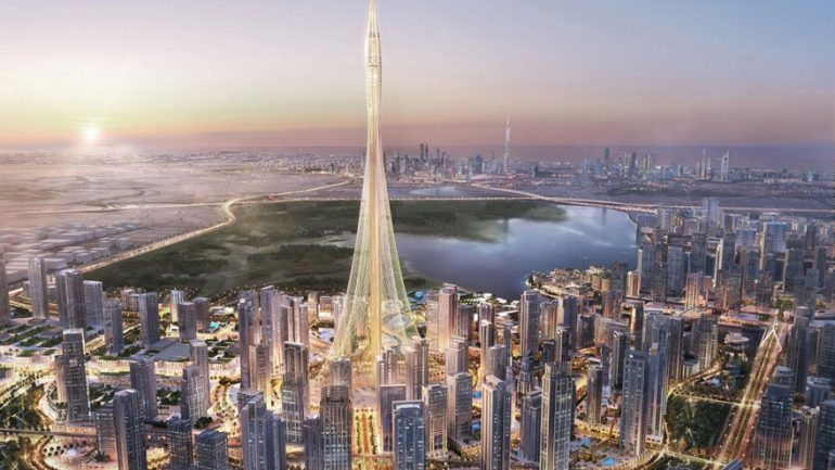 Dubai Starts Building New World's Tallest Tower, And It Will Take Your Breath Away