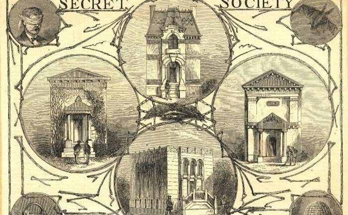 7 Not-So-Secret Homes of Super Secret Societies