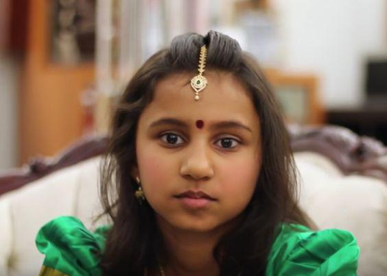This 9-Year-Old Girl Has Shocking Superhuman Abilities