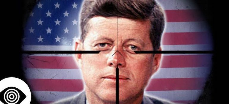 CIA Come Clean About JFK Assassination 'Conspiracy'