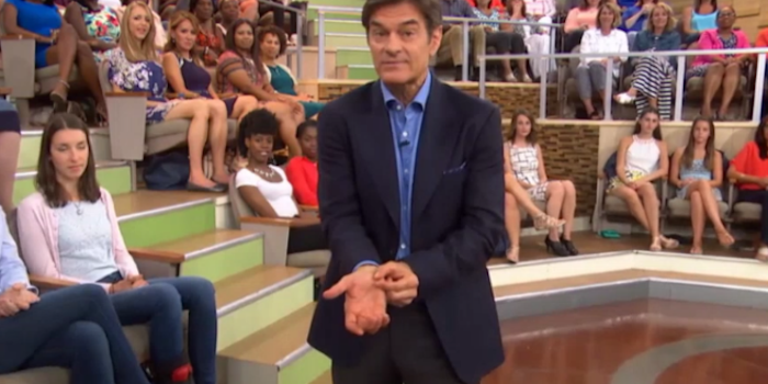 Dr Oz Promotes Human Microchips To Millions Of Viewers