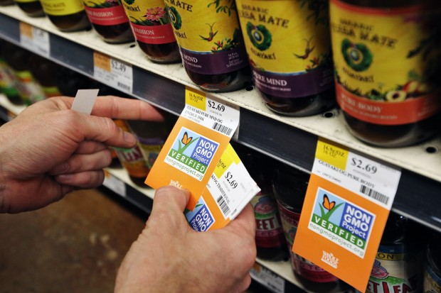 Congress Could Soon Pass A Ban On GMO Labeling