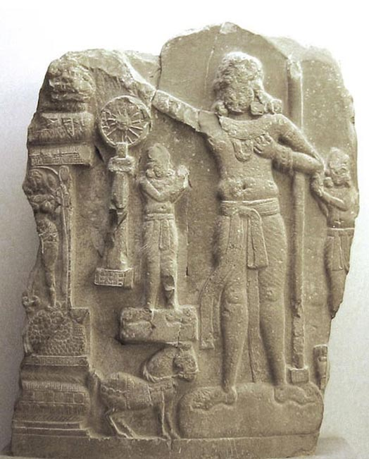 indian-relief-ashoka