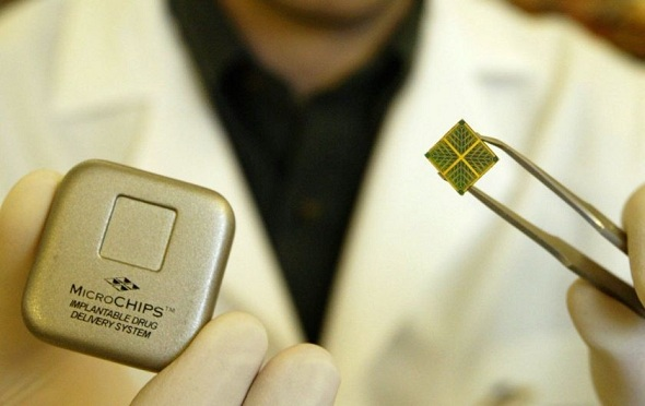 Remote Controlled Chip – The Future Of Contraceptives