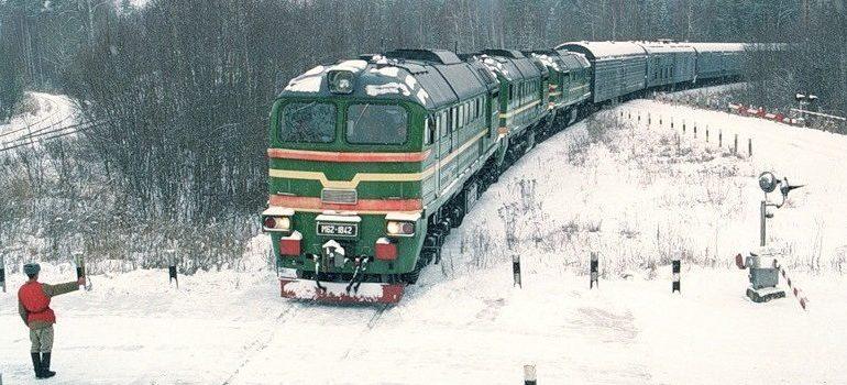 Russia Unveils Nuke Train To Terrify NATO