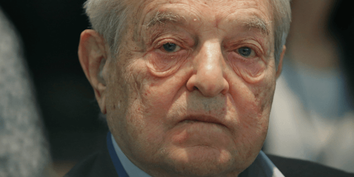 George Soros Declares War On 'Trump World Order'