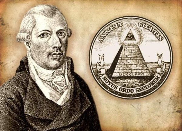 Meet The Man Who Started The Illuminati…