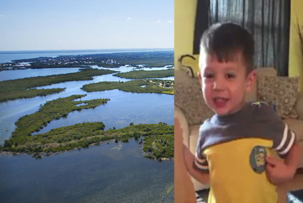 Mysterious Events Leave Dad Dead And 3-Year-Old Son Alone On An Island