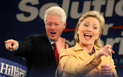 Secrets of Bill and Hillary Clinton Now Revealed