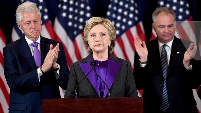 Clintons and Soros Launch America's Purple Revolution