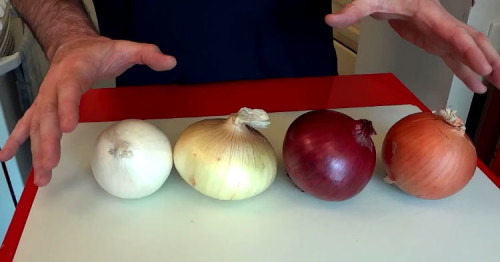 Most People Don't Know What You're Supposed To Do With Each Type Of Onion. Do You?