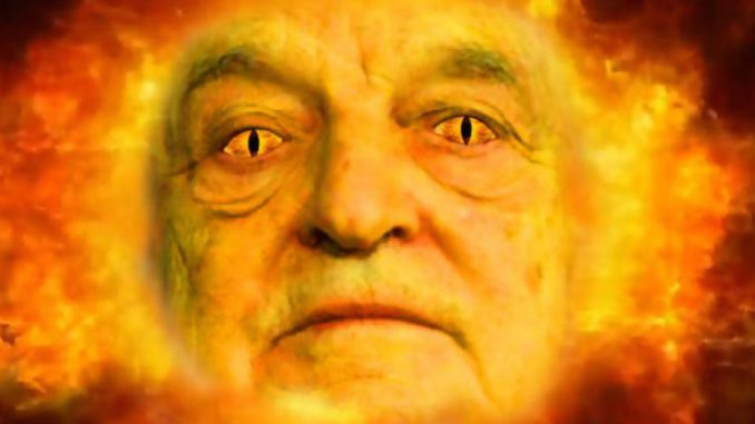 Bitter Soros Hiring Team of FULL-TIME Anti Trump Rioters To Wreak Havok in America
