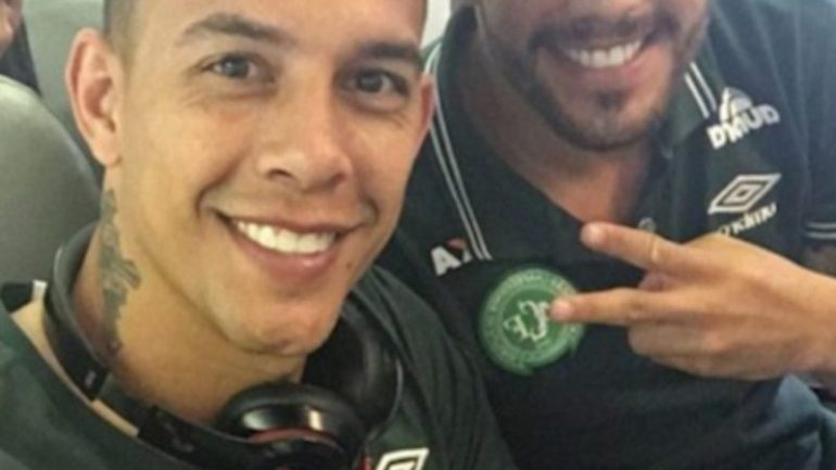 Brazilian Soccer Players Post Eerie Snaps Just Before Plane Crashes Killing 76