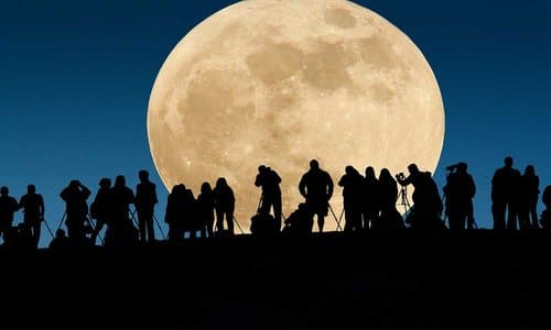Signs In The Heavens – Biggest Supermoon Since Israel Became A Nation Approaches