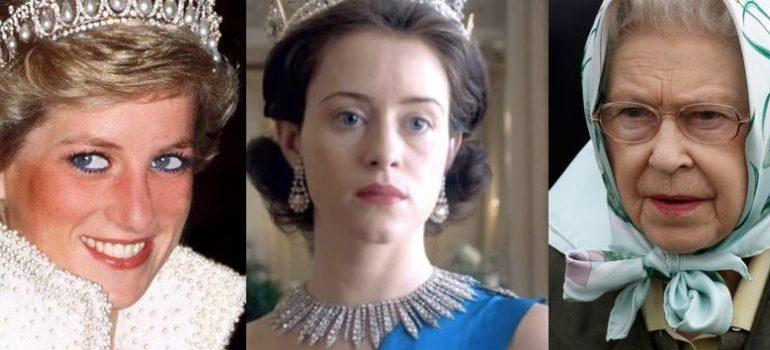 Queen Elizabeth Threatens The Crown Over 'Murdered' Princess Diana Script