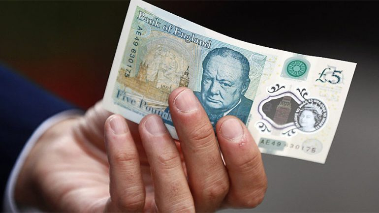 New £5 Note Contains Animal Fat, Holds No Currency With Vegans