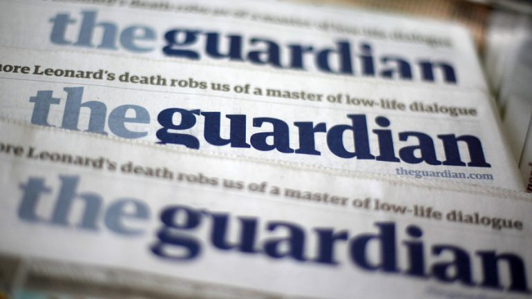Guardian Engaged in 'Journalistic Fraud' in Assange Interview