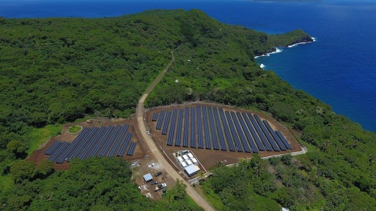 Tesla Converts an Entire Island of American Samoa From 100% Diesel To 100% Solar Energy