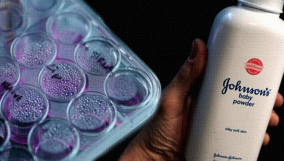 For 40 Years Johnson & Johnson Hid Baby Powder Ovarian Cancer Connection