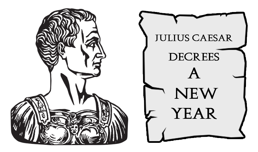Year Calendar History : History of the new year worldtruth tv