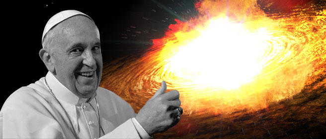 The Big Bang And Evolution ARE Real And Were Carried Out By God