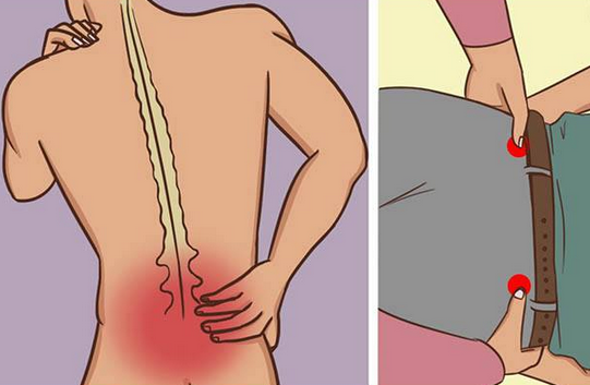 Press These 2 Points near Your Hips To Eliminate Lower Back Pain, Hip Pain, Leg Pain, Sciatica, and More