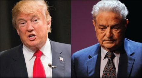 "Soros: Trump is a ""Would Be Dictator"" Who Threatens The New World Order"