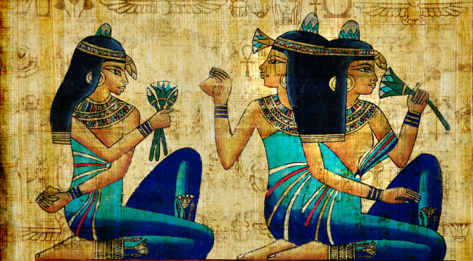The Secret Behind The Ancient Egyptian Blue Lotus Flower That Puzzled Scientists For Centuries