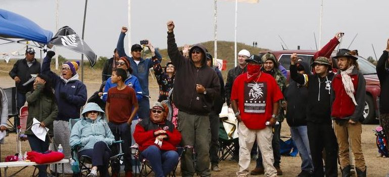 Victory! Dakota Access Pipeline Stopped