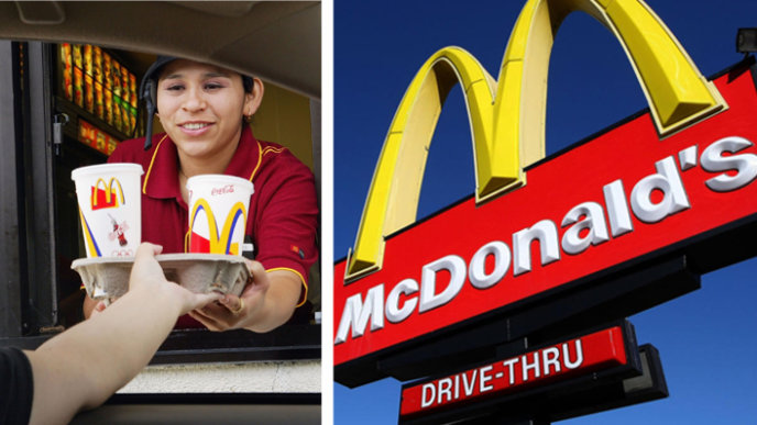 1 McDonald's Customer Said 2 Words That Caused the Next 250 Cars to Do Something Unbelievable