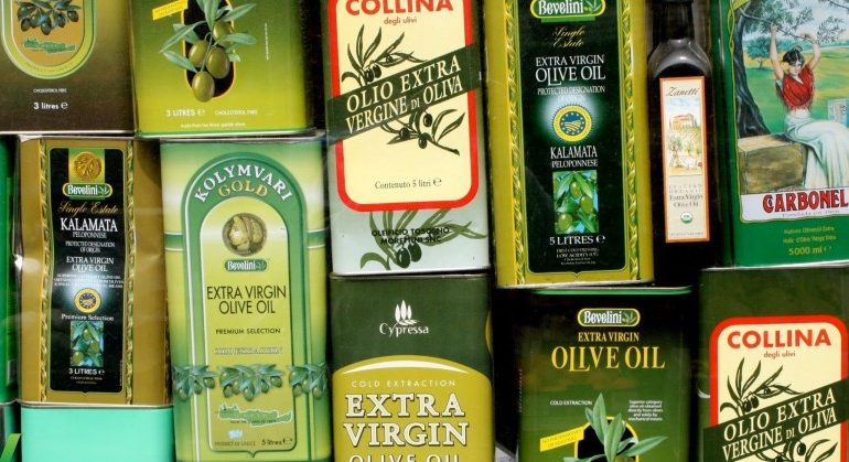 14 Brands Of Fake Olive Oil You NEED To Avoid