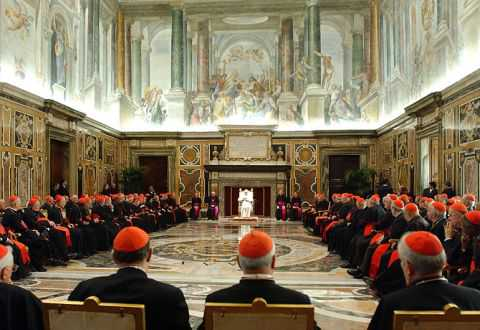 Vatican Calls For Central World Bank To Be Set Up Across The Globe