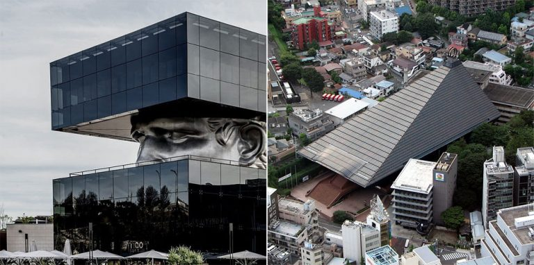 Most Diabolically Evil Looking Buildings In The World